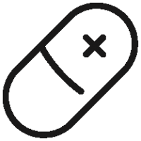 Outlined Capsule