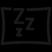 Outlined Sleep
