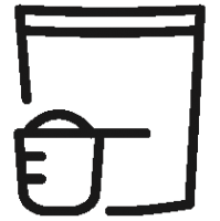 Outlined Whey Protein